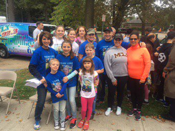 Team Luke! So appreciate the support at this year's Capital Region Buddy Walk!!#WakeUpWith10 <br>http://pic.twitter.com/ptjnk1FtKc