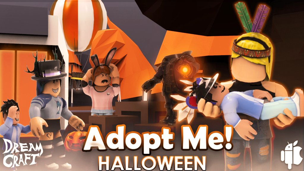 Fissy On Twitter The Adopt Me Halloween Update Is Out Use Code