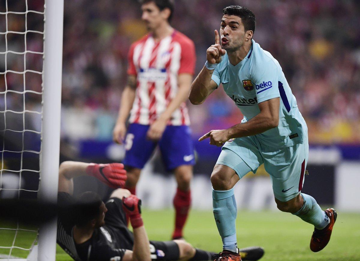 Video: Atletico Madrid vs Barcelona
