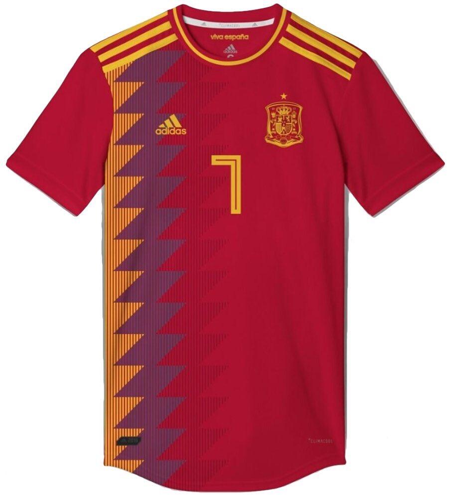 nueva camiseta seleccion española republicana