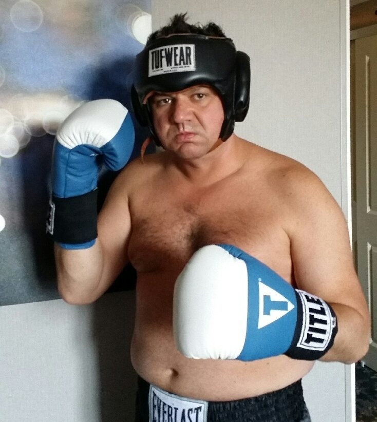 My Michigan boxing buddy from  http:// GLOBALFIGHT.com  &nbsp;   #michigan #boxing #man #boxer #men #fighting #pictures #profiles #bear #hairychest #mi<br>http://pic.twitter.com/KwQw9R0Xxu