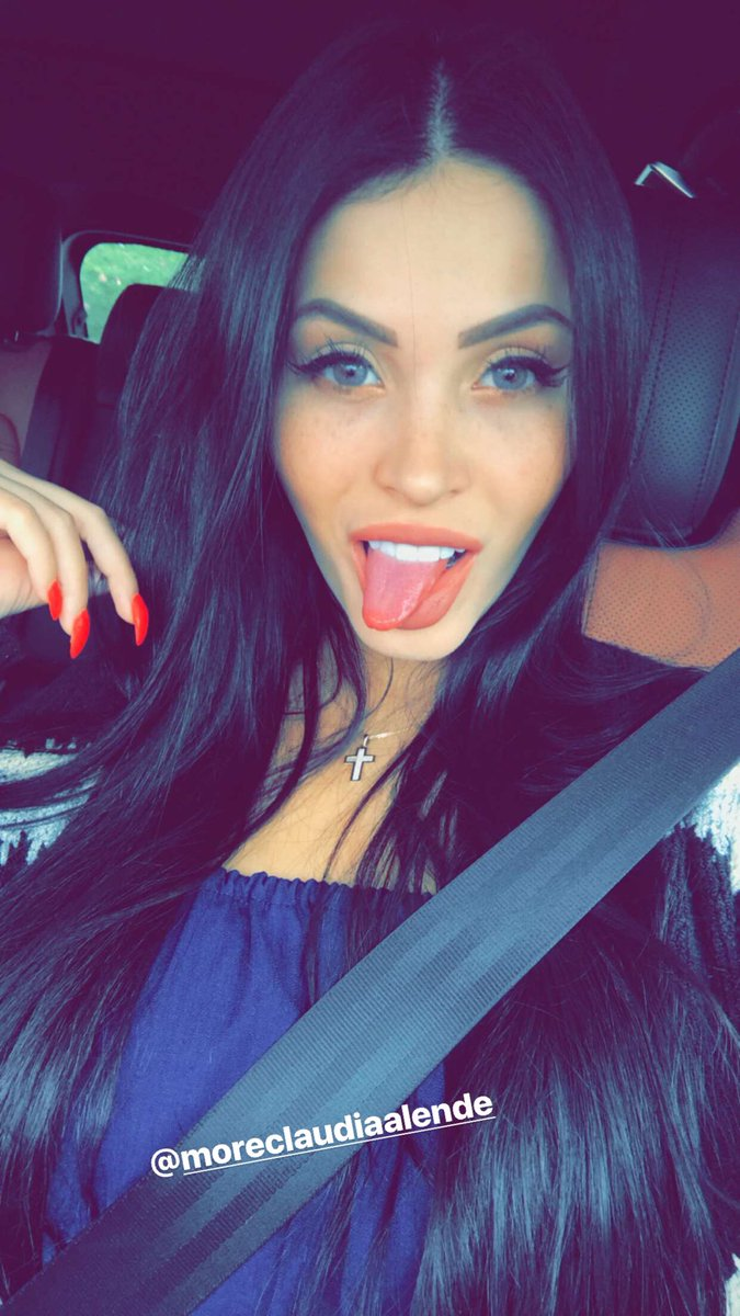 Snapchat Claudia Alende nude (24 photos), Topless