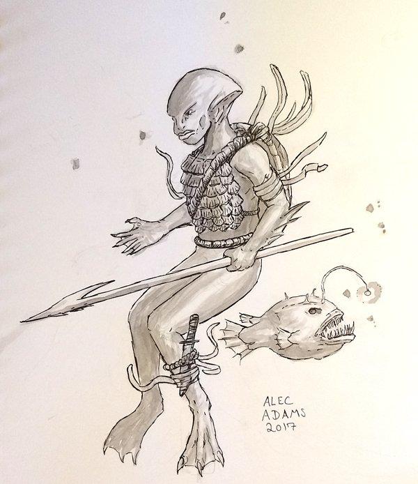 Alec Adams Art on Twitter: