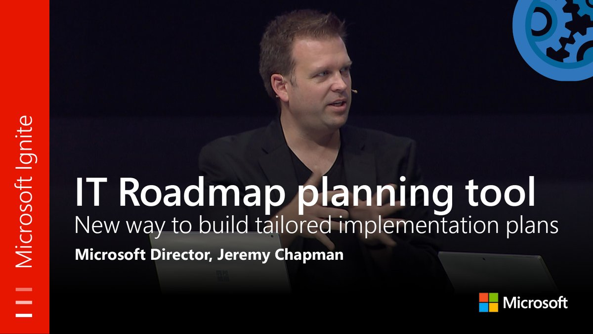 From #MSIgnite: IT Roadmap planning tool for #Microsoft365. Watch the full session here:  http:// youtu.be/3nExUjdWeWA  &nbsp;  <br>http://pic.twitter.com/I1Yf4KDfTz