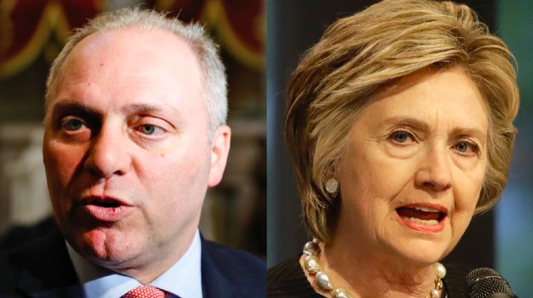 Steve Scalise: Hillary Clinton win could have ended prayer in Congress https://t.co/piEeLLc5md