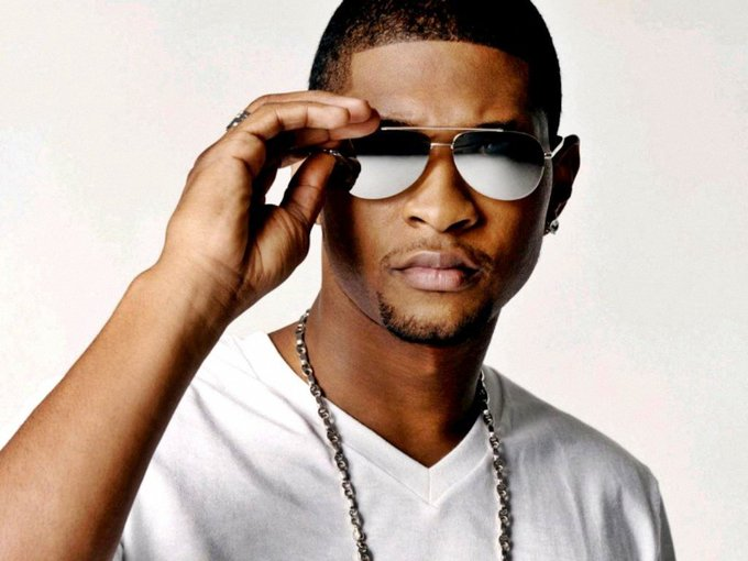 Happy 39th Birthday Shout Out to Usher born October 14, 1978 - Kick it.