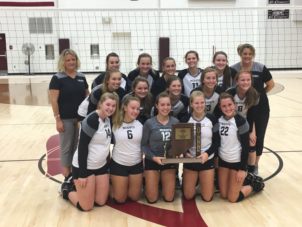 Central Noble 2A Sectional Champions