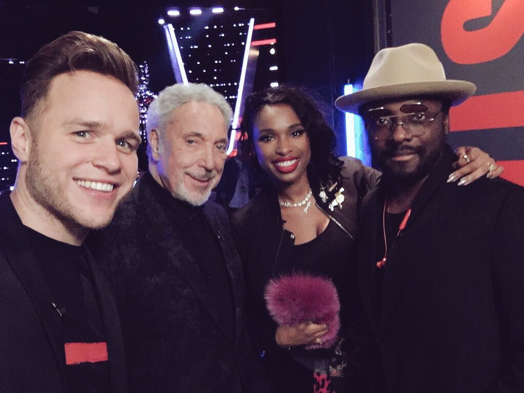 Great first day spinning! #thevoice https://t.co/ov8c8h9rBb