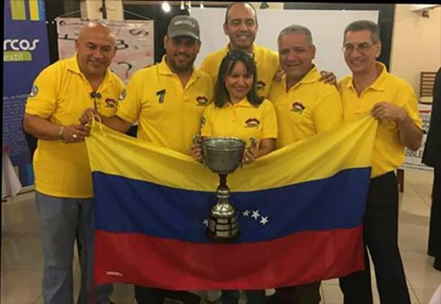 #14Oct #FelizSabado Venezuela conquistó...