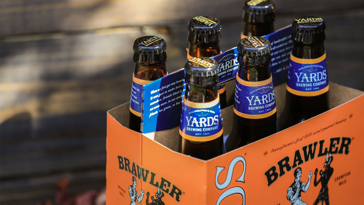 Do you have what it takes to go a few rounds with a #Brawler? #YARDS #BrewUntoOthers<br>http://pic.twitter.com/X0VGl9pHEo