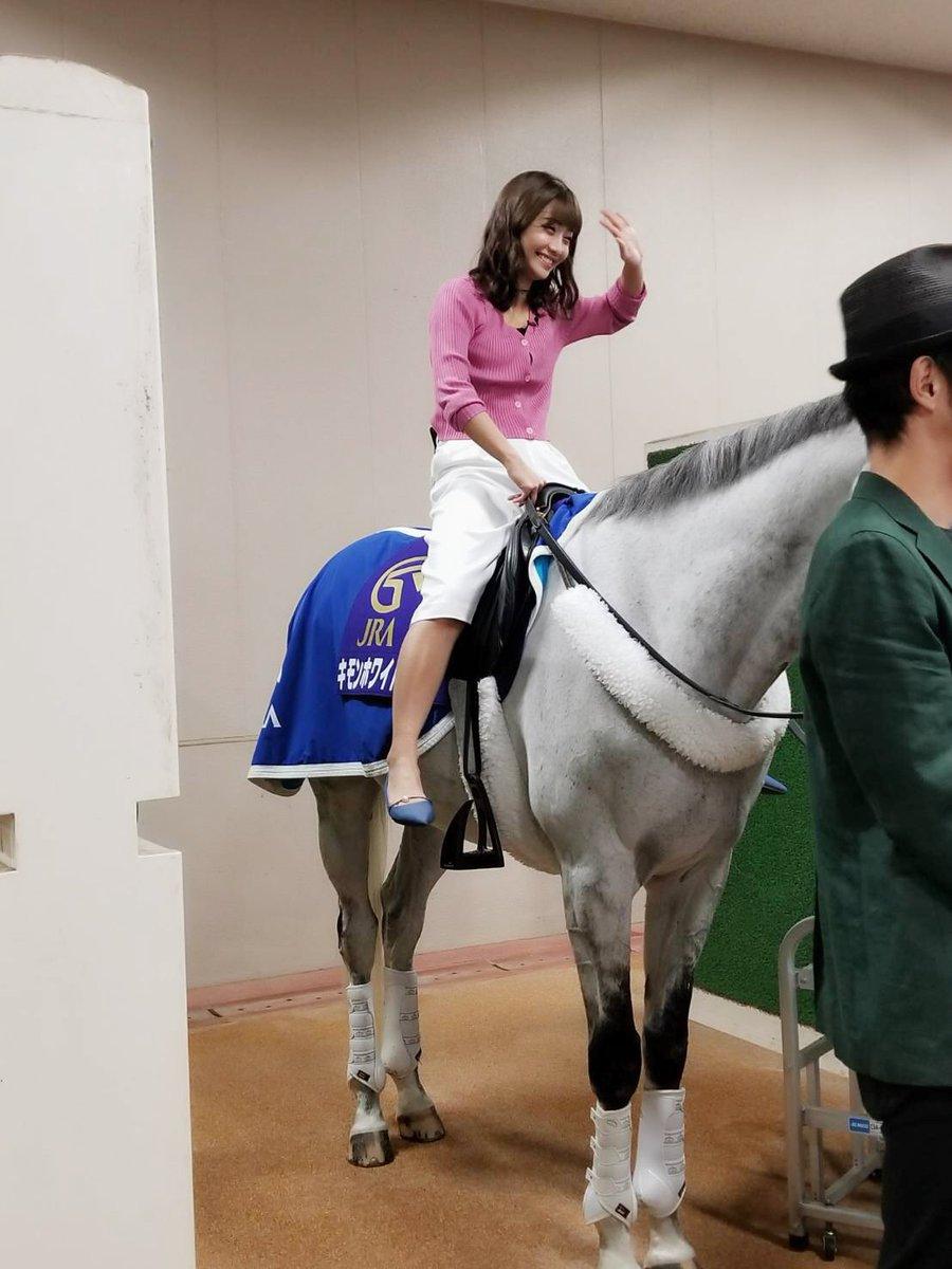 おはよう💞🦄🌈 昨日は馬に乗せてもらったよ! 本当にいつも貴重な経験をさせていただきありがとうございます💦😌 もう1枚写真あるんですがもちろ...