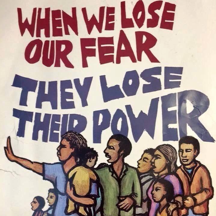 We are the power! #PowerOfThePeople #Wor...