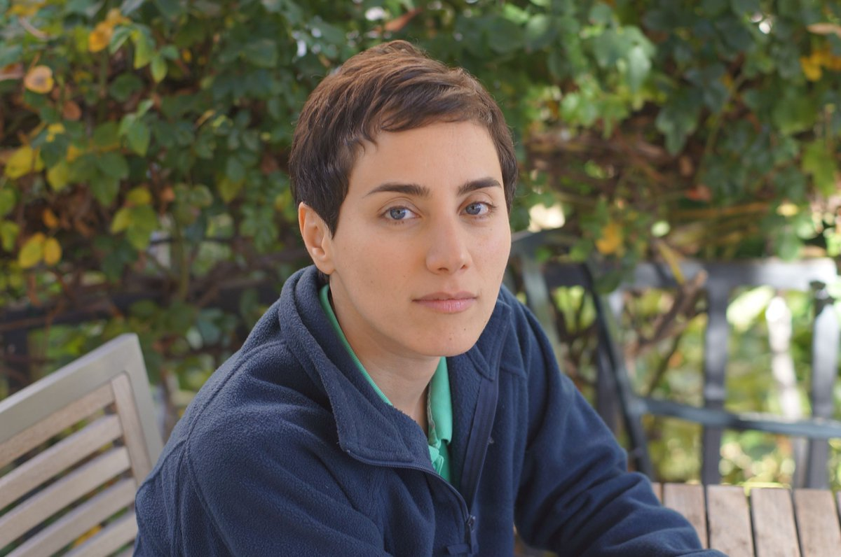 Maryam Mirzakhani was both the first woman & first Iranian to be honoured with the Fields Medal   https://t.co/ZaSjsT1vry#WorldMathsDay