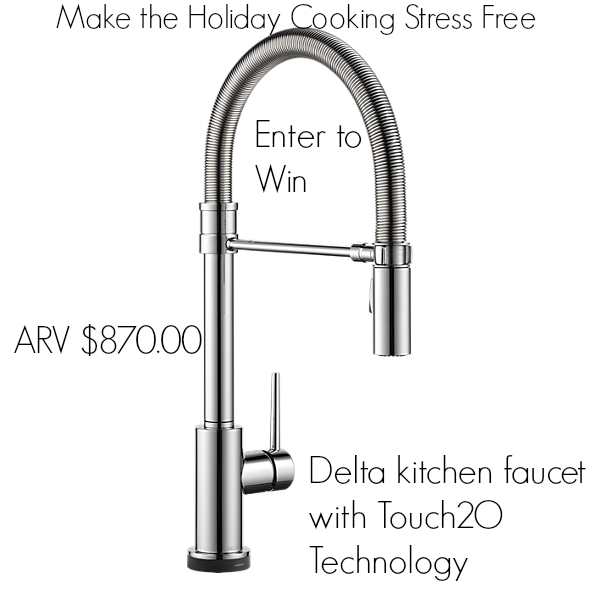 Ad: This #Holidays upgrade your #Kitchen #Win #Deltakitchen #faucet W/ Touch2O Technology #Deltaliving @born2impress  http:// bit.ly/2yphyOs  &nbsp;  <br>http://pic.twitter.com/l1H1vQ2W8I