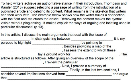 How to develop your #academic #writing &amp; express your own voice: strategies &amp; activities  https:// buff.ly/2ypoknY  &nbsp;   #phdchat #ecrchat #acwri<br>http://pic.twitter.com/dtmKNuh123