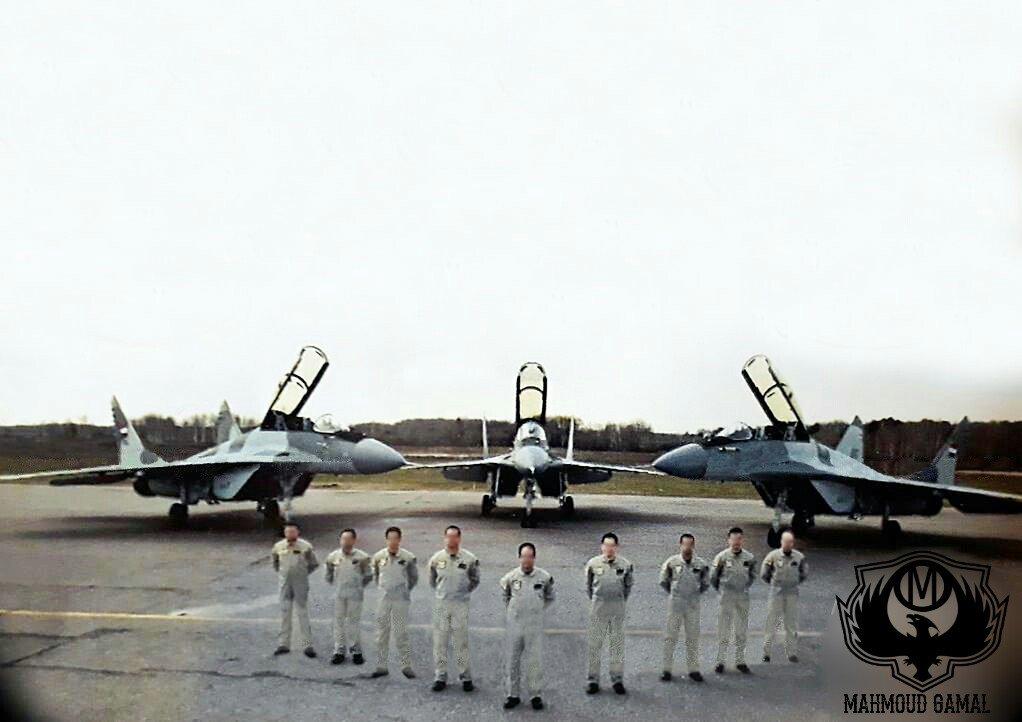 """50 مقاتلة من طراز """"ميغ-29"""" إلى مصر DMKBZ0iXcAAB6Wk"""