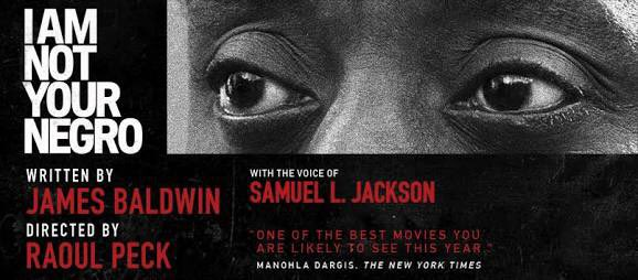 """The story of the Negro in America is the story of America. It is not a pretty story"". Excellent #doco @IAmNotYourNegro @ACMI <br>http://pic.twitter.com/ncWxt8yApZ"