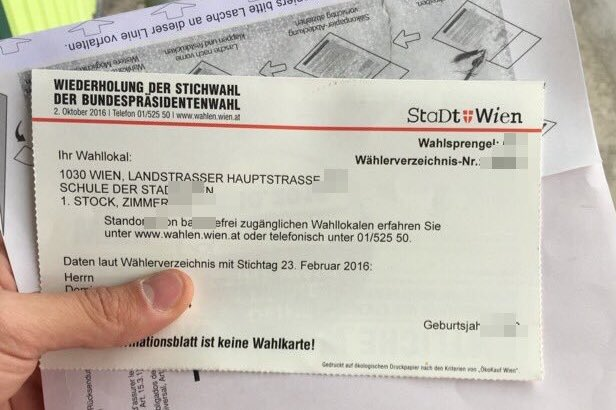 Dominik On Twitter In Wien Gibt Es 1493 Wahlsprengel Nrw17