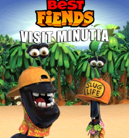 LOVED the new @bestfiends animated short, #VisitMinutia! WATCH now and...