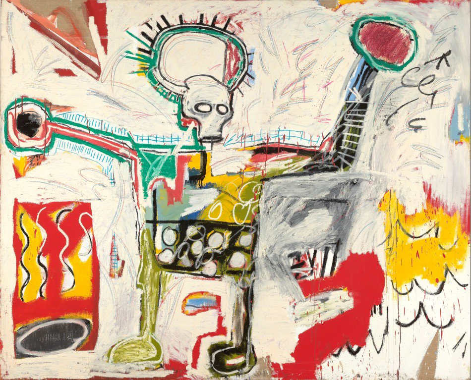 Follow #Basquiat from graffiti artist to art superstar at #BoomForReal @BarbicanCentre, a must-see show this month:  https:// roy.ac/2xGuFr3  &nbsp;  <br>http://pic.twitter.com/tu2IpjROja