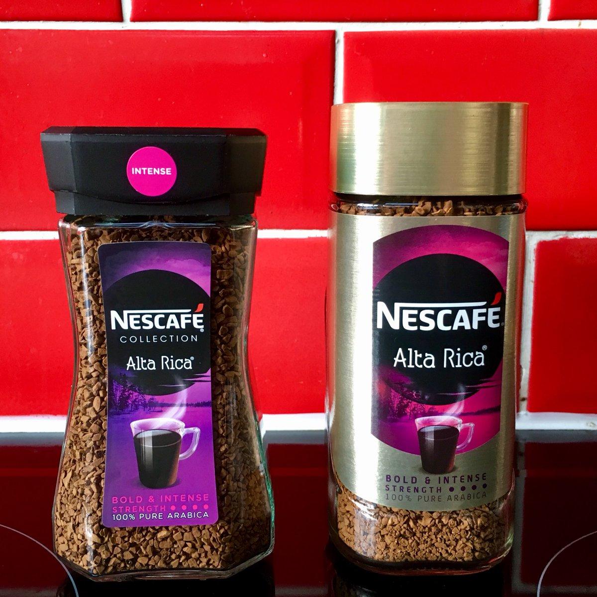 Mac On Twitter New At Nescafe Alta Rica Jar Looks Like A