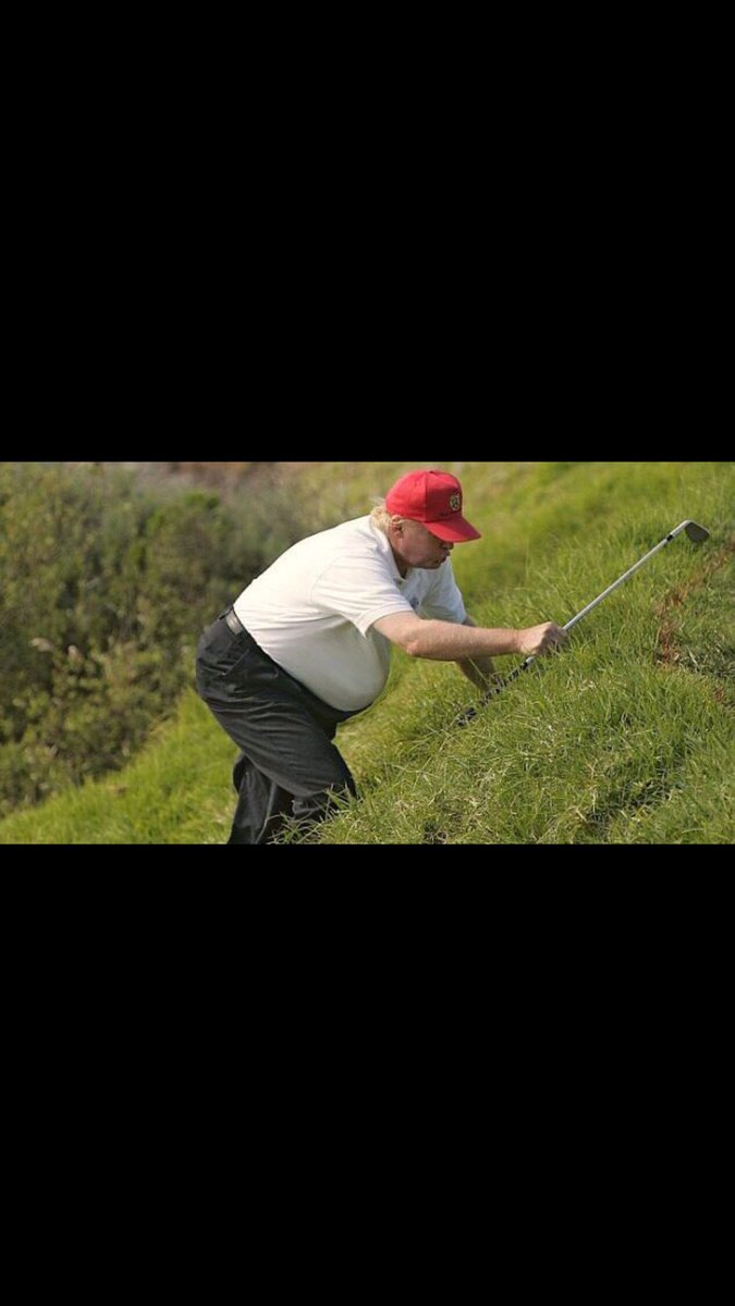 Say what you want about Trump he does have a good body. https://t.co/V2bfmWWpyZ