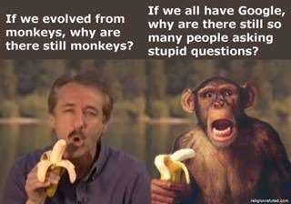 #evolution it&#39;s real whether you like it or not. <br>http://pic.twitter.com/XFOBxGaU57
