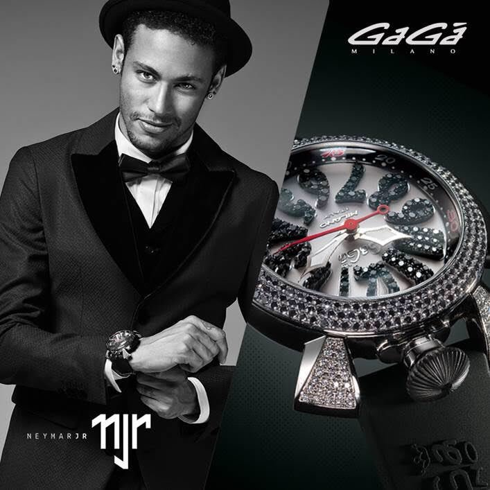 Dive with Style!  #Diving48mm #GaGaMilano @GaGaMilanoWorld https://t.co/nAGd1z5eOJ