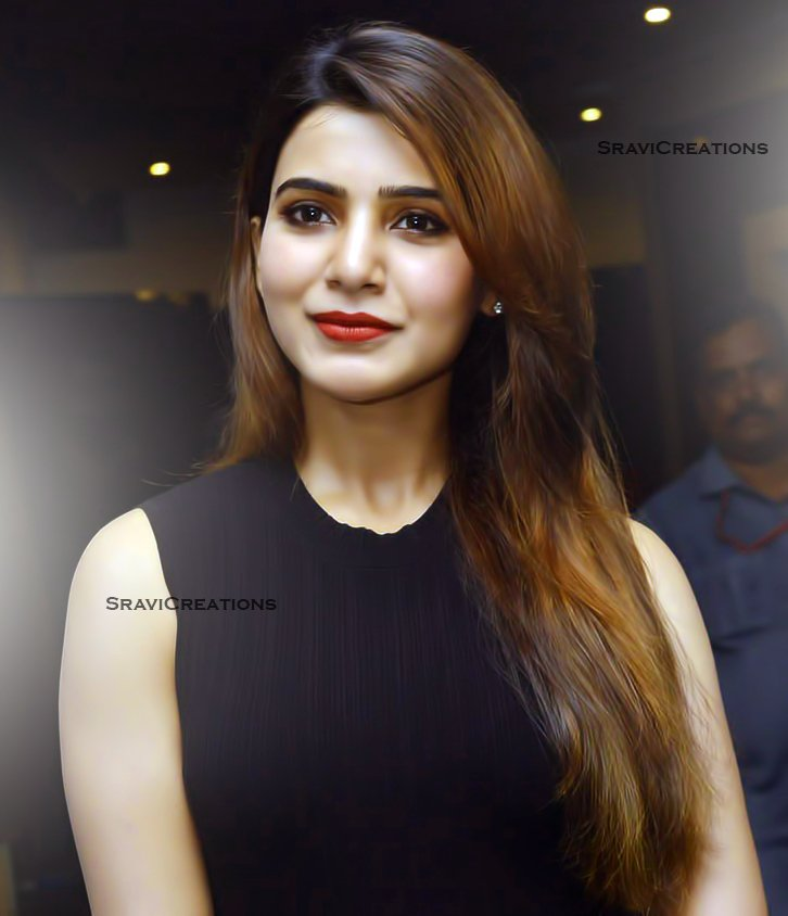 #Thalaivi @Samanthaprabhu2 In #RGG2 Success Meet #Looks #Gorgeous<br>http://pic.twitter.com/HqWJvuJH2t