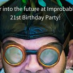 Take a look into our exciting future plans, while celebrating the last 21 years worth! #Improbable21 #BambinO