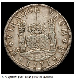 Adam Tooze On Twitter Remarkable Blo Ubiquity Of Spanish Dollars In Global Monetary System Https T Co C9xdfps0ym