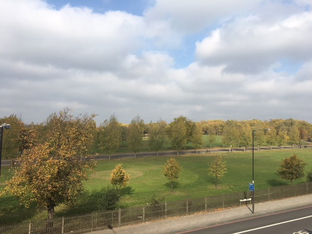 Enjoy our #FinsburyPark  view in #London...