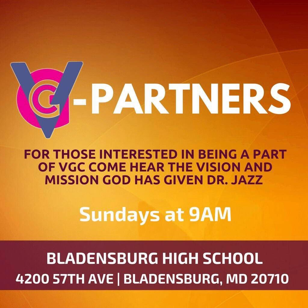 Want to know more about #VGC? Join us at 9am on Today for Dr. Jazz&#39;s V-Partners class, &amp; then stay for our 10am worship service! @iamdrjazz<br>http://pic.twitter.com/nJD2zGqeA4