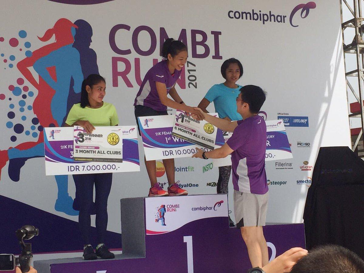 Combi Run • 2017