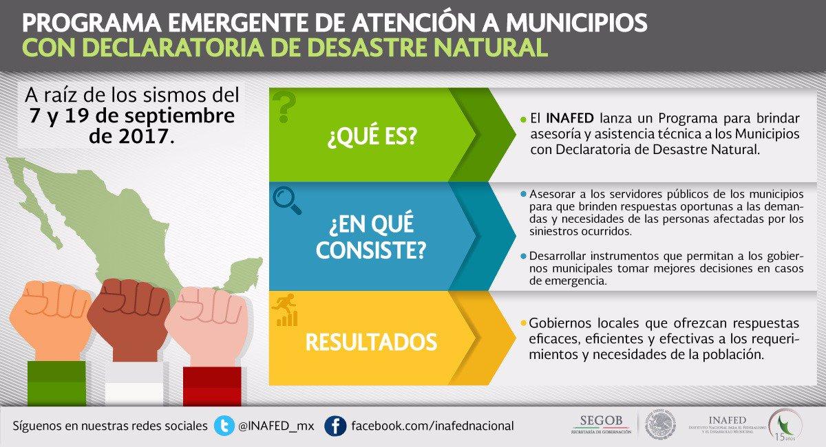 Programa Emergente de Atención a Municip...