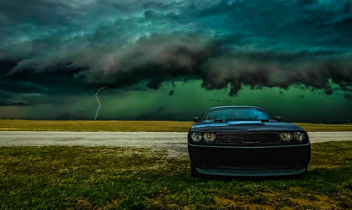 Storm rolling in. (Photo credit: Amanda...