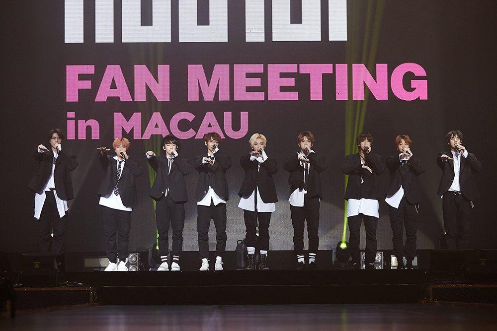 #NCT127 마카오 첫 팬미팅 'NCT 127 FAN MEETING i...