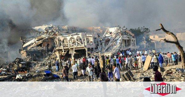 Somalie : au moins 189 morts dans l'attentat de Mogadiscio https://t.co/ehpCWzUeqa