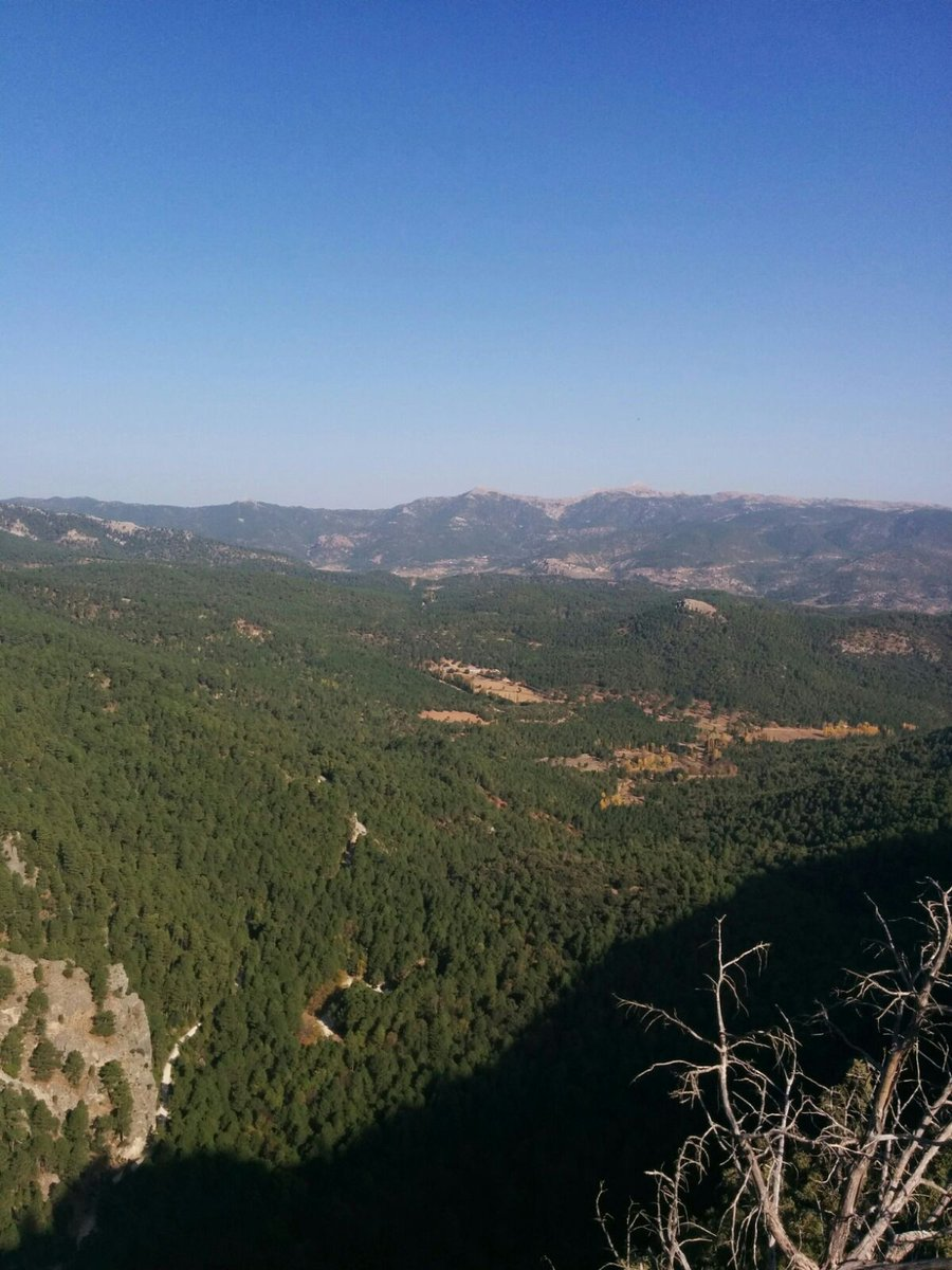 Amazing weekend in this landscape @ &quot;Los Calares del Mundo&quot; Nat Park in #Albacete <br>http://pic.twitter.com/t3qF5MYXKv