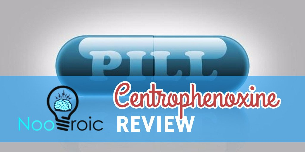 Centrophenoxine review