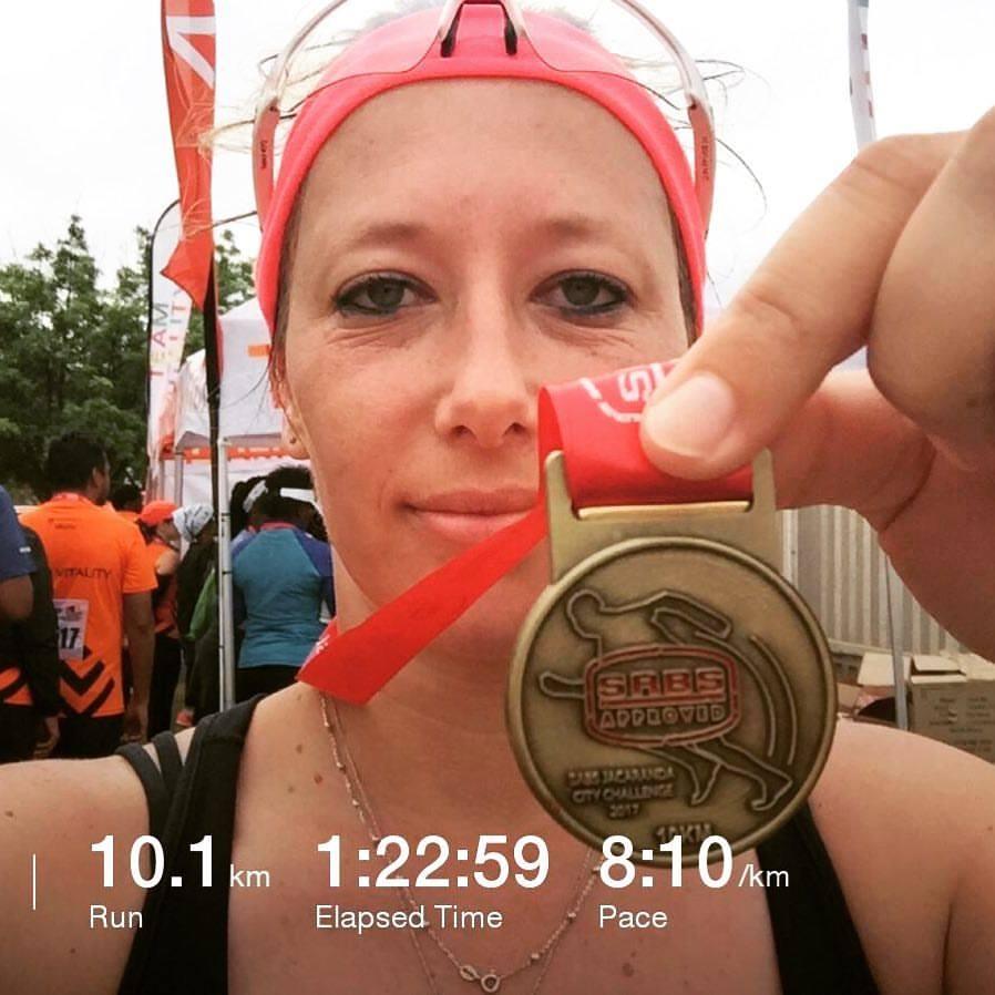 RT @IamFitGirlZa: Enjoyed my SABS @jacarandafm race. #running https://t.co/krawZUMZpY