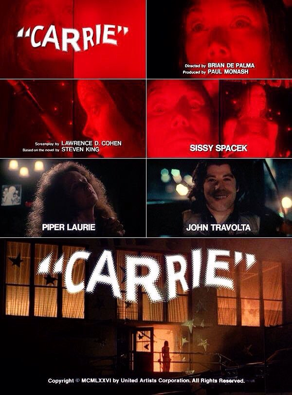 &quot;Carrie White burns in Hell...&quot; #Carrie <br>http://pic.twitter.com/LfUt98DQii