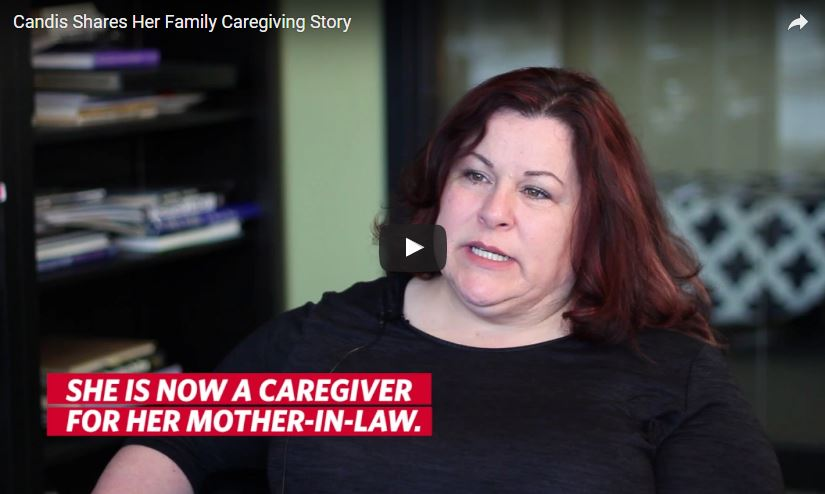 When caregiving