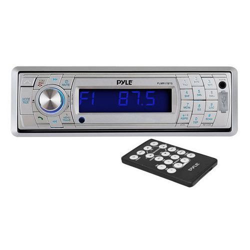 AM/FM-MPX In-Dash Marine Detachable Face Radio w/SD/MMC/USB Player &amp; Bluetooth Wireless  #wireless #bluetooth #fm  https:// seethis.co/d5Lz3k/  &nbsp;  <br>http://pic.twitter.com/mUDv9FZHlh