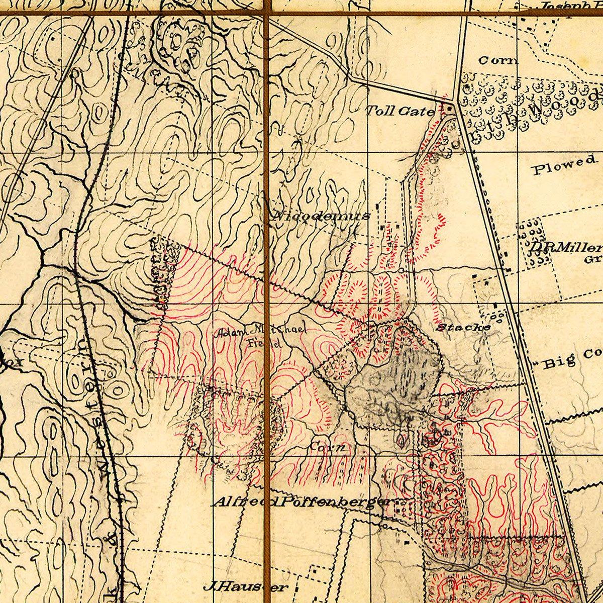 Antietam Hashtag On Twitter - Antietam on us map