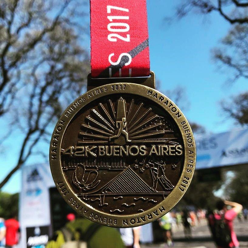 Resultado de imagen para maratón buenos aires 2017