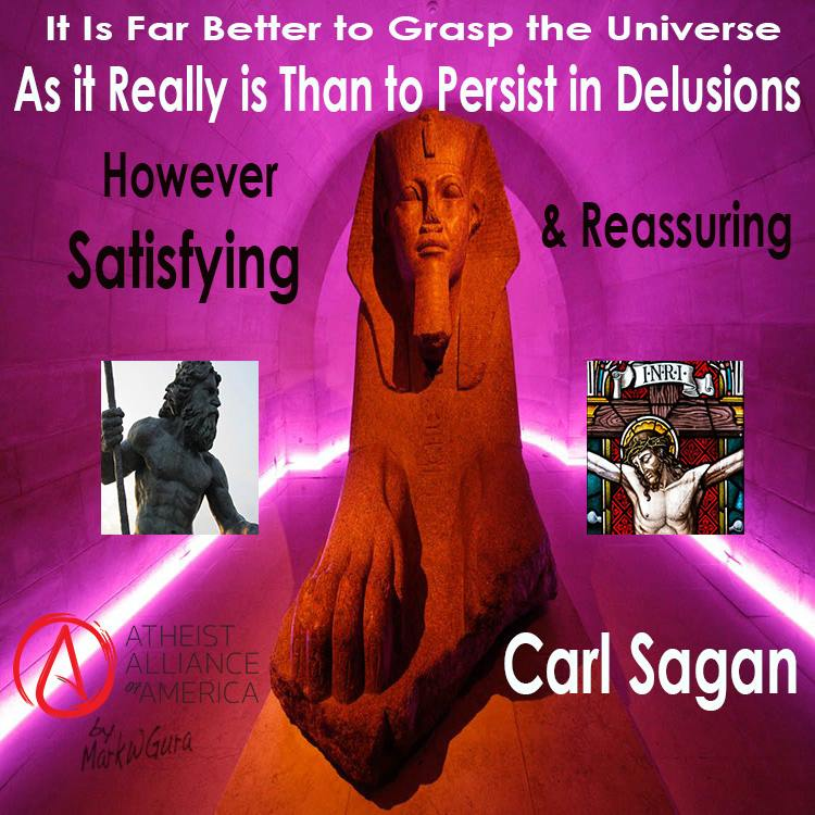 Faith in things hoped for and unseen separates us from accepting reality as it is.  @MarkWGura  and @CW_Brown_   #reality #delusion #science<br>http://pic.twitter.com/vQhIMgTMjm