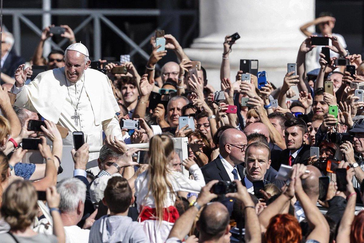 Papa canoniza primeiros mártires do Novo Mundo, inclusive 30 do Brasil https://t.co/ybXENbXlK6