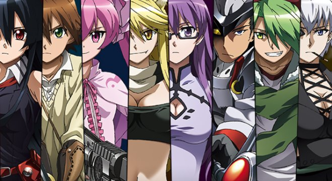 ㅤAkame ga Kill!→ アカメが斬る!→ Action, Adventure, Fantasy→ 24 epi