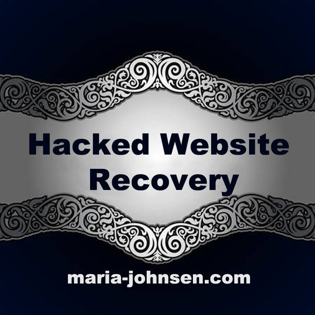 Hacked Website Recovery  http:// maria-johnsen.com/hacked-website -recovery/ &nbsp; …  #CyberSecurity #websecurity #SEO #MariaJohnsen #cybercrime... by #sectest9<br>http://pic.twitter.com/hjSiIB6Wu5